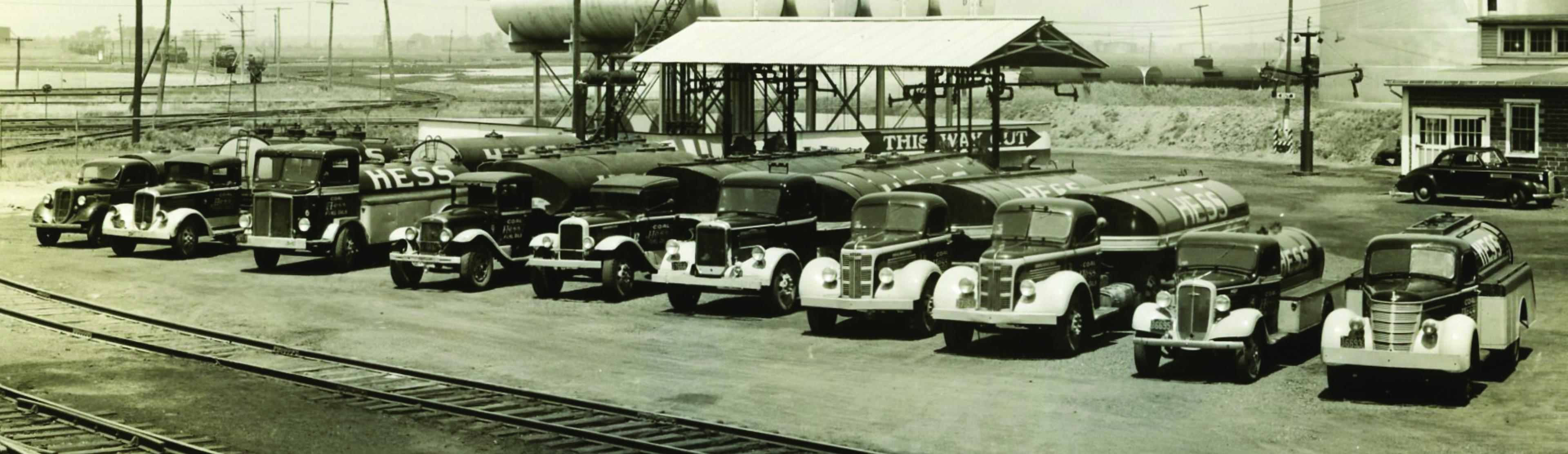 First Oil Terminal in Perth Amboy NJ